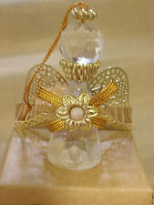 Avon Angelic Angel Reflections Ornament Christmas Holidays 1995 EXC Mint NIB