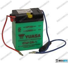 Batteria OEM Yuasa 6N2-2A-1 6V 2Ah MOTO MORINI 350 Kanguro 88/>