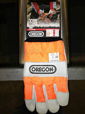 Oregon Chain Saw Gloves - 91305L Large size- $19.95 free shipping