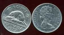 CANADA 5 cents  1977  ANM