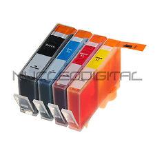 4x COMPATIBLES HP 364 hp364XL Deskjet D5445 D5460 D5463 D5468 D7560 3070 3070a