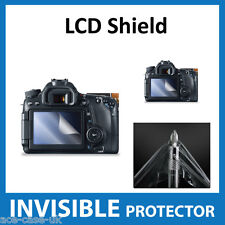Canon Eos 760d, 70d, Rebel t6s, 8000d Dslr Invisible Protector De Pantalla Lcd Shield