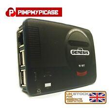 Raspberry Pi 3 Estuche Retro Estilo Juegos Sega Genesis (uso con los KODI Retropie o)