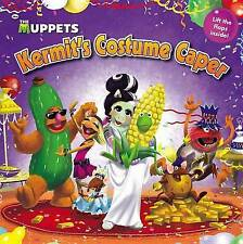 The Muppets: Kermit's Costume Caper-ExLibrary