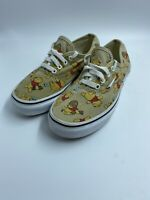 Vans Disney Winnie The Pooh Youth Sz 3 Shoes - Free shipping!