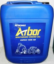 Olio Motore 15w40 Lt20 Arbor Ambra Trattori Camion Petronas macchine agricole