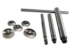 5 pcs Valve Seat & Face Cutter Set Top Quality For Automotive Industry