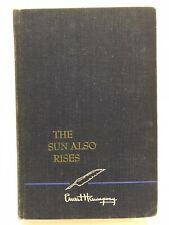 The Sun Also Rises By Ernest Hemingway- Hardcover