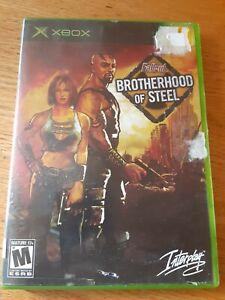 Fallout: Brotherhood of Steel (Microsoft Xbox, 2004) -