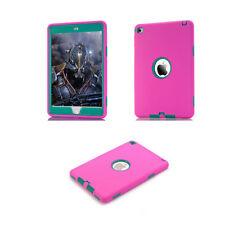 Coque Etui Housse PC + Silicone pour Tablette Apple iPad mini 4 / 1470