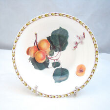 """Queen's Rosina HOOKER'S FRUIT """"Apricot"""" Soup/Cereal Bowl"""