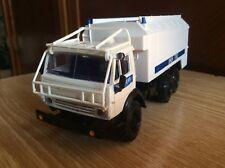 KAMAZ 4310  awning truck  Police 1:43 USSR car 1/43