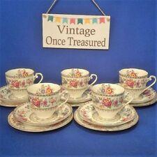 Multi Tea Trio Vintage Original Porcelain & China