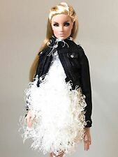 SUPERMODEL CONVENTION FASHION ROYALTY FASHION FORCE IMOGEN NU FACE  NUDE DOLL