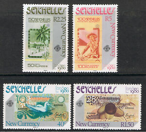 SEYCHELLES 1980 CURRENCY