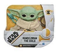 Baby Yoda 'The Child' From The Mandalorian/Star Wars Hasbro Talking Plush BNIB