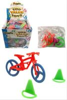 mini toy BMX finger Bike boys birthday party bag loot favour bag fillers