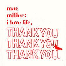 Mac Miller - I Love Life, Thank You Mixtape CD