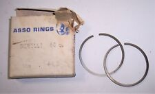 BENELLI ENGINE 60 cc 44.2 mm PISTON RINGS NOS NEW OLD STOCK