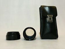 Optomax Telephoto Lens 1:2.8 F 135mm and Case