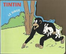 Hergé Tintin et le singe Livre enfant Version française
