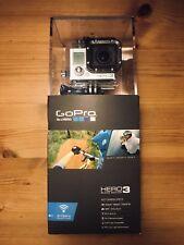 GoPro Hero 3 Black Edition - Action Cam - OVP & VERSANDKOSTENFREI