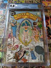 Wonder Woman #7 CGC 9.8 1st app Cheetah