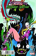 GWENPOOL HOLIDAY SPECIAL 1 JIM MAHFOOD BAM BOOKS A MILLION FRIED PIE VARIANT