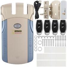 Wireless Remote Control Lock USB WAFU WF-010 Security Invisible Keyless Door