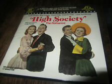 HIGH SOCIETY THE ROMANCE SUPER 8 COLOUR SOUND 400FT CINE 8MM FILM
