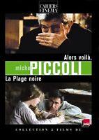 "COFFRET 2 DVD NEUF ""ALORS VOILA / LA PLAGE NOIRE"" Michel PICCOLI"