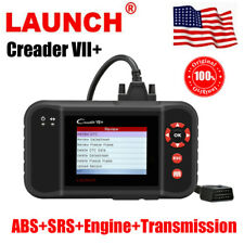 LAUNCH Automotive OBD2 Scanner ABS SRS Airbag Reset Scanner Code Diagnostic Tool