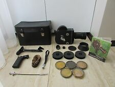 SOVIET RUSSIAN 16mm MOVIE Camera Krasnogorsk-3 + Kit ! ORIGINAL BOX ! FULL ! # 3