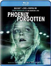 PHOENIX FORGOTTEN, BLU-RAY, 2017, SKU 4858