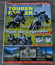 Motorrad Reisen**Touren Fahrer**Oktober 2020**Zeitung**Heft**Zeitschrift