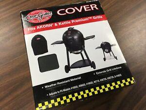 Char-Griller Akorn & Kettle Premium Grill Cover Model 16755 Kamado Kooker 6755