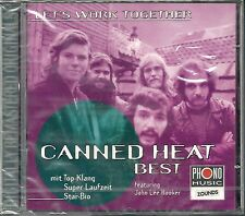 Canned Heat Let's Work Together - Best (zounds) (top)