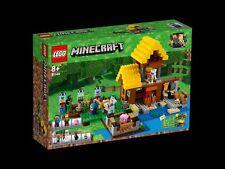 LEGO Minecraft Farmhäuschen (21144)