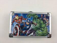 Marvel Vaultz Supply Box Embossed Avengers Design