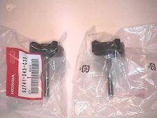 Honda Z50A K1/K2 New Handle Bar Knobs Rare Vintage 53741-045-030