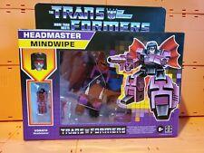 G1 Transformers MindWipe Walmart Retro Reissue NEW IN HAND! US seller.
