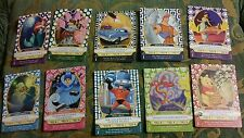 Sorcerers of the Magic Kingdom Super Rare Lightning Cards 61 - 70 NEW