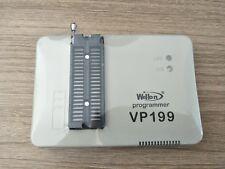 1PC Wellon VP190 prom Flash MCU Programmer USB (upgrade the VP - 199 )