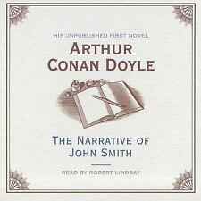 THE NARRATIVE OF JOHN SMITH Unabridged Audio CD Arthur Conan Doyle NEW