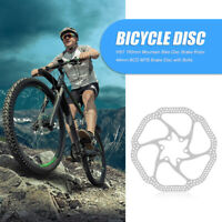 HS1 160mm Mountain Bike Disc Brake Rotor 44mm BCD MTB Brake Disc with Bolts