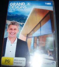 Grand Designs New Zealand Series One 1 (Australia Region 4) DVD – New