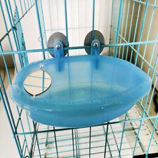 Bathtubs Kit With Mirror Bird Cage Accessories Parrot Bathtub Bath Shower Box