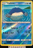 Carte Pokemon WAILMER 29/145 REVERSE Soleil et Lune 2 SL2 Française NEUF