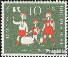 BRD (BR.Duitsland) 250 gestempeld 1957 Recreatie plaatsen voor Berlijn Kinderen