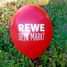 "50 große REWE Luftballons, Balloons, Palloncini, Globos, Belbal 14"""